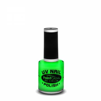 Vernis à ongles UV reactive Vert