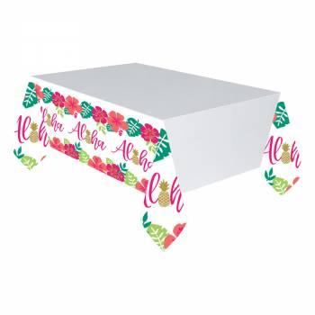 Nappe en papier Aloha