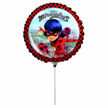 Mini ballon Miraculous