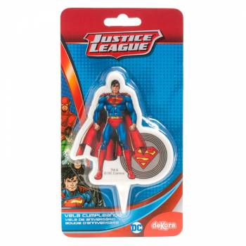 Bougie Justice league Superman