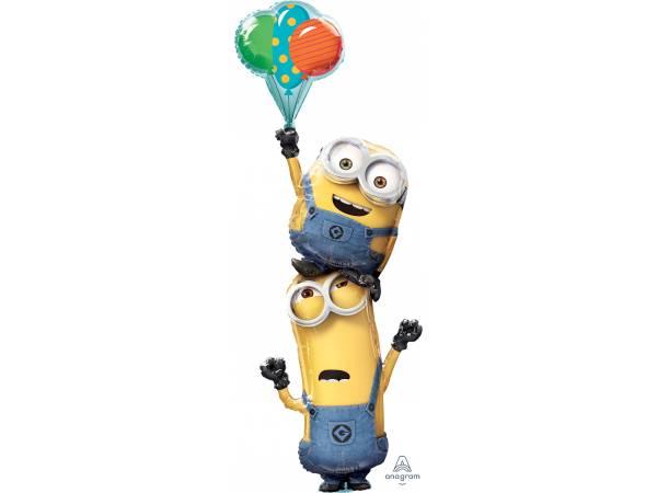 Ballon hélium géant Minions ballons