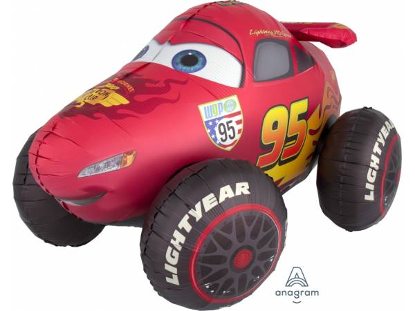 Ballon Airwalkers Cars3