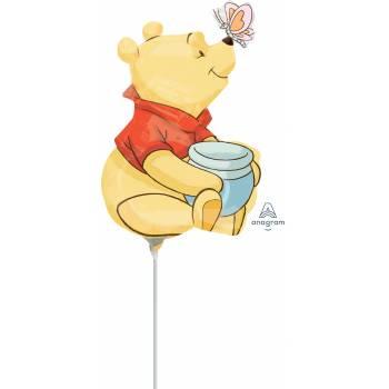 Mini ballon Winnie gonflé