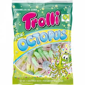 Bonbons araignées trolli 100gr