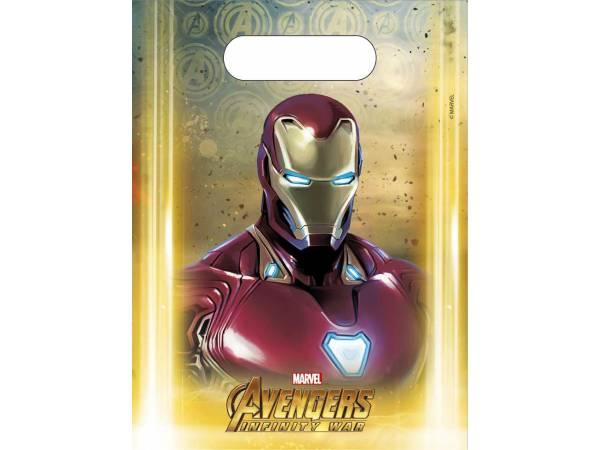 Sachets de fête Avengers infinity wars- deco anniversaire