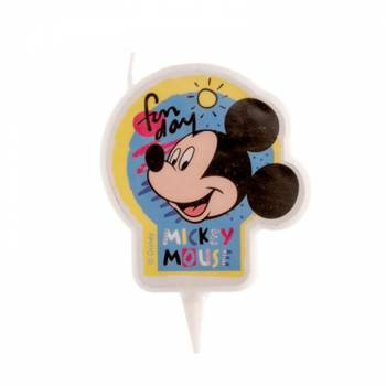 Bougie Mickey 2D