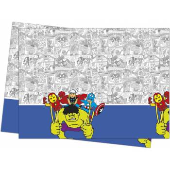 Nappe Avengers Pop Comics