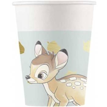 Verres gobelets Bambi - Deco anniversaire.fr