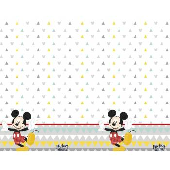 Nappe en plastique Mickey awesome