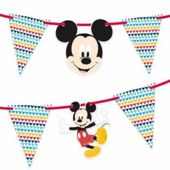 Guirlande de fanions Mickey awesome