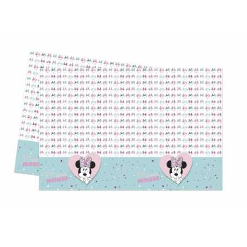 Nappe en plastique Minnie party gem