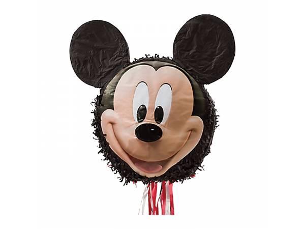 Pinata pull tête de mickey Mickey