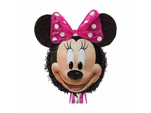 Pinata pull tête de Minnie