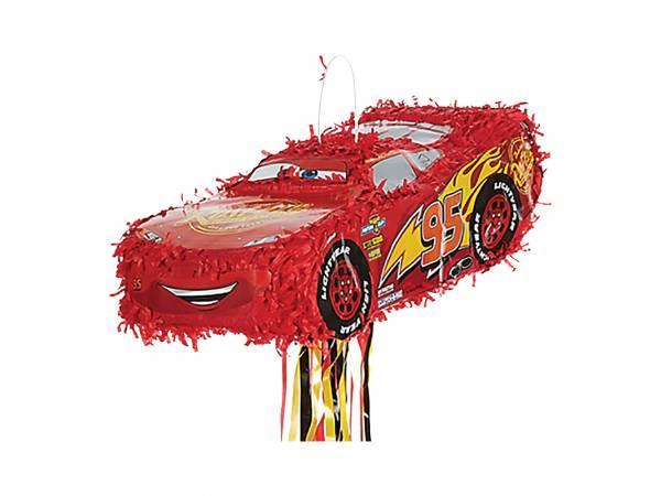 Pinata pull voiture Cars