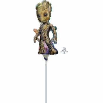 Mini ballon Baby groot gonflé