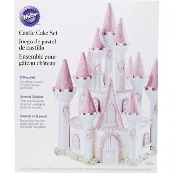 Moule gâteau Kit chateau féérique