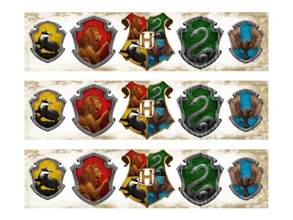 Bande De Sucre Harry Potter Deco De Gateau