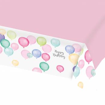 Nappe Birthday Pastel