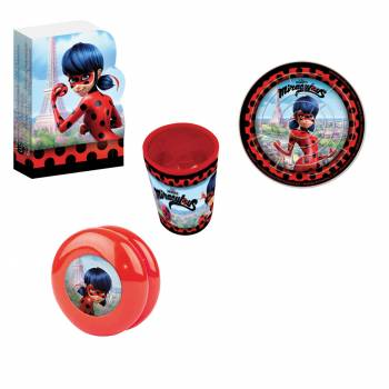 24 Jouets Miraculous