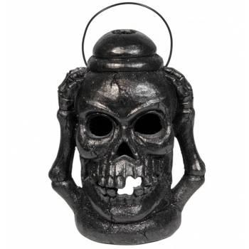 Lanterne tête de mort géante