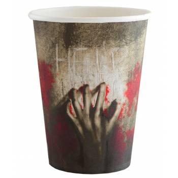 10 gobelets zombie