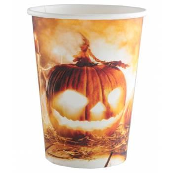 10 gobelets halloween