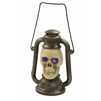Lanterne crâne lumineux