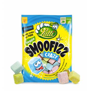 Smoofizz crazy Lutti 100gr