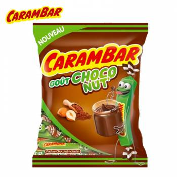 Carambar Choco nuts 110gr