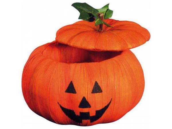 decoration halloween citrouille garnir en papier 17cm. Black Bedroom Furniture Sets. Home Design Ideas
