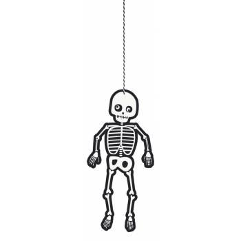 3 suspensions squelettes articulés