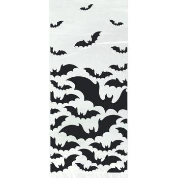 20 sachets cello Halloween bats