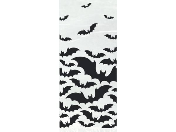 Deco table Halloween- sachets cello Halloween bats