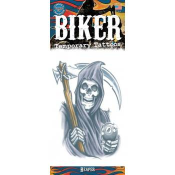 Tattoos Biker faucheuse