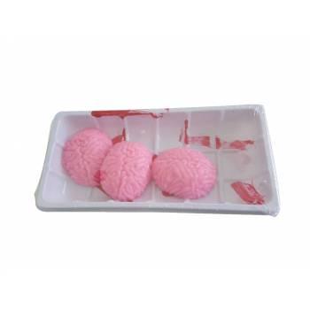 Barquette 3 cervelles sanglante