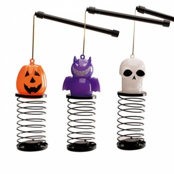 Luminion halloween candy