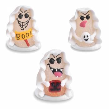 3 Fantômes gélifiés