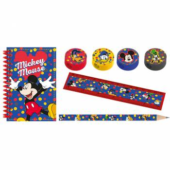 Kit papeterie Mickey