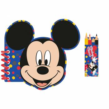 Kit coloriage Mickey