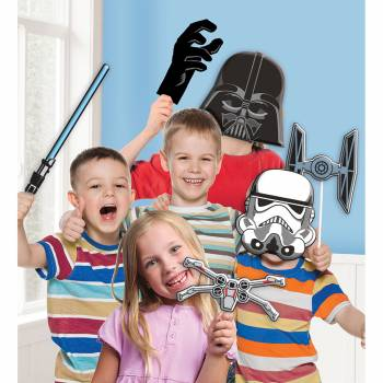 Kit photobooth Star Wars
