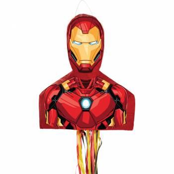Pinata pull Iron Man