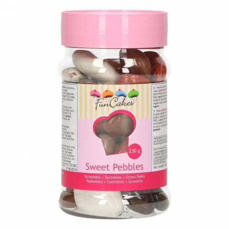 Les Sweet Pebbles de FunCakes ressemblent à de vrais galets mais sont comestibles ! Ces cailloux sont idéals pour la décoration de...