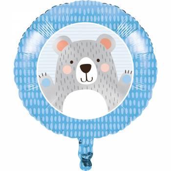 Ballon Hellium 1 an ourson