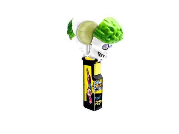 Sucette 3D Brainblasterz pomme acide