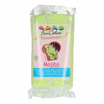 Pâte à sucre Funcakes saveur Mojito