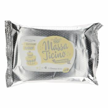 Pâte à sucre Massa Ticino Ivoire 1Kg