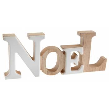 Décor de table NOEL en bois