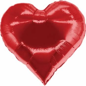 Ballon géant hélium casino coeur