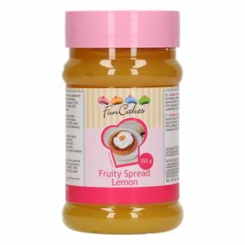 Gelée de fruit Funcakes citron
