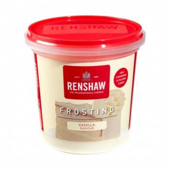 Glaçage Renshaw saveur vanille